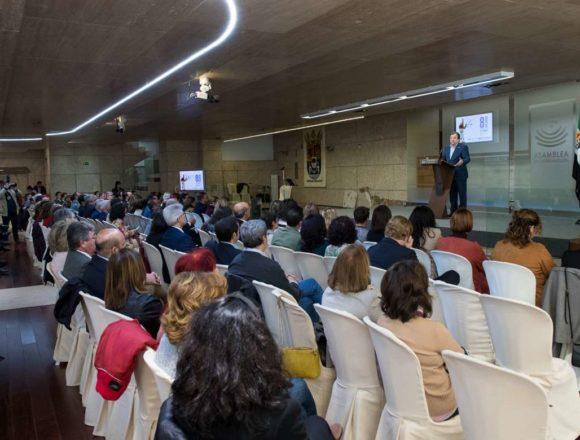 CREEX participa en el acto institucional del Día de la Mujer y manifiesta su apoyo a una igualdad plena en todos los ámbitos de la vida