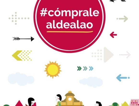 La Junta lanza la campaña #cómpralealdealao, que invita a tomar partido por el comercio de proximidad