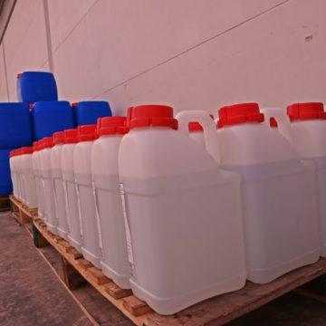 Guía Técnica de aplicación del Reglamento de almacenamiento de productos químicos y sus Instrucciones Técnicas complementarias