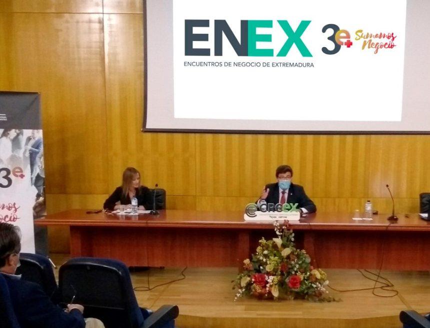 El nuevo Encuentro de Negocios de la CREEX analiza la norma del teletrabajo, la situación de los ERTE y los fondos para la formación
