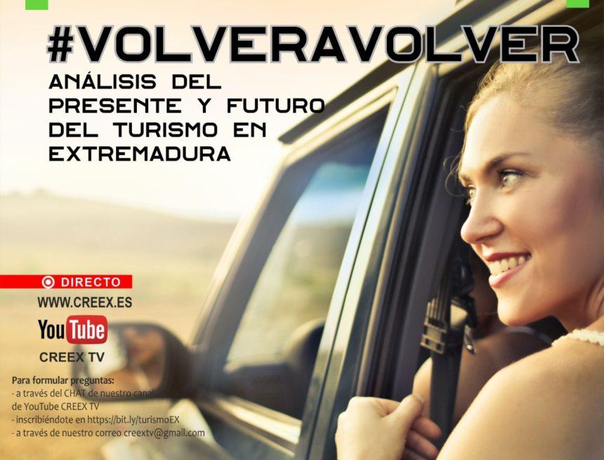 El webinar sobre el sector turístico #VOLVERAVOLVER se celebrará el 2 de octubre