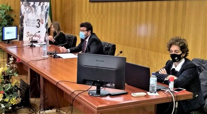 CREEX analiza en su Encuentro de Negocios la Estrategia de Empleo y Competitividad Empresarial y el nuevo registro de salarios