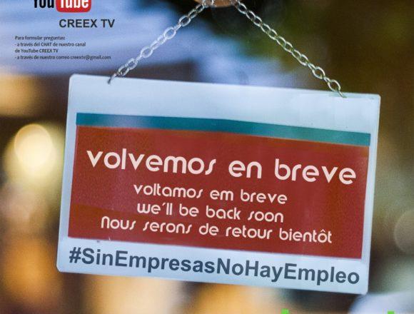 23 de octubre: webinar #EmpresaErteEmpleo