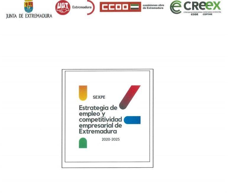 Estrategia de Empleo y Competitividad Empresarial 2020/2025 (documento completo)