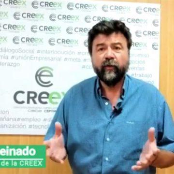 Javier Peinado, SG CREEX, en Canal Extremadura Radio
