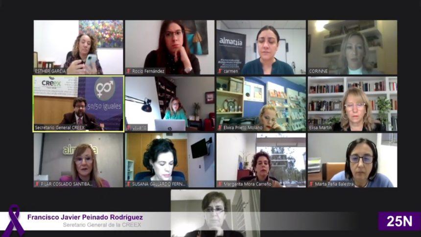 Programa de Mentoring: CREEX se fija como objetivo promover aún más la presencia y participación de la mujer en las empresas y las organizaciones