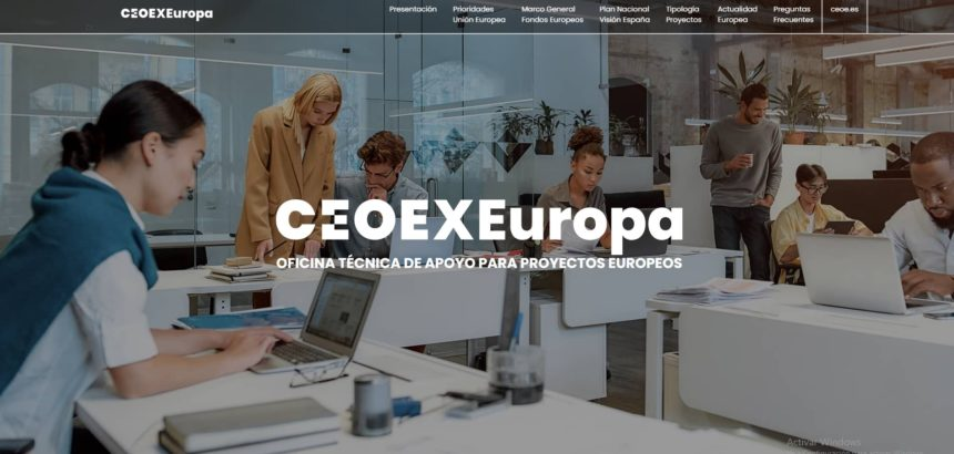 Oficina Técnica de Apoyo para Proyectos Europeos de la CEOE