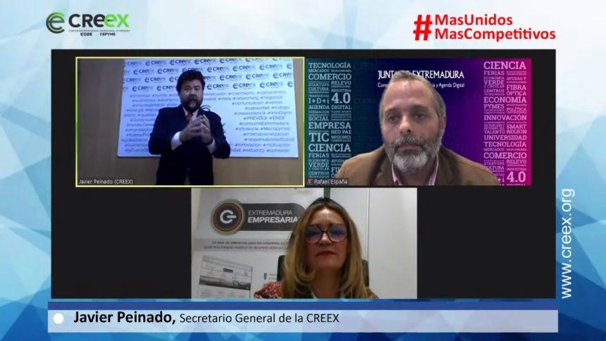 #MasUnidosMasCompetitivos: Rafael España confirma que las ayudas directas a las empresas se aprobarán antes de final de año