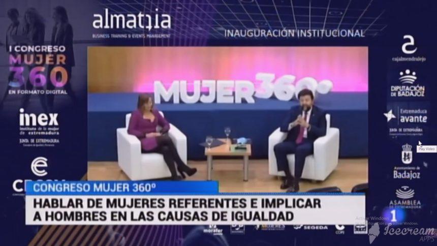 El Congreso Mujer 360º en TVE