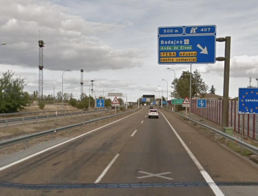 La frontera con Portugal se cierra la próxima madrugada