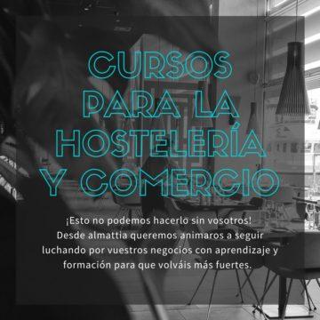 Cursos online bonificados para la hostelería y el comercio
