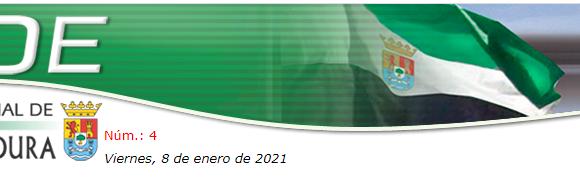 Publicadas en el DOE las nuevas medidas y limitaciones