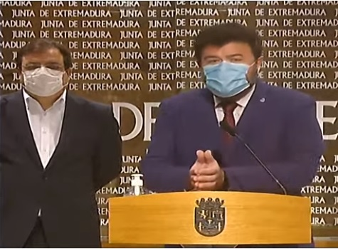CREEX firma con la Junta y los sindicatos la Estrategia Logística de Extremadura