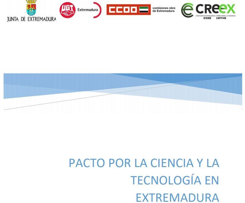 Pacto por la Ciencia y la Tecnología