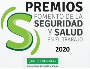 Abierto hasta el 9 de abril el plazo para proponer candidaturas a los Premios Extremeños al Fomento de la Seguridad y Salud en el Trabajo