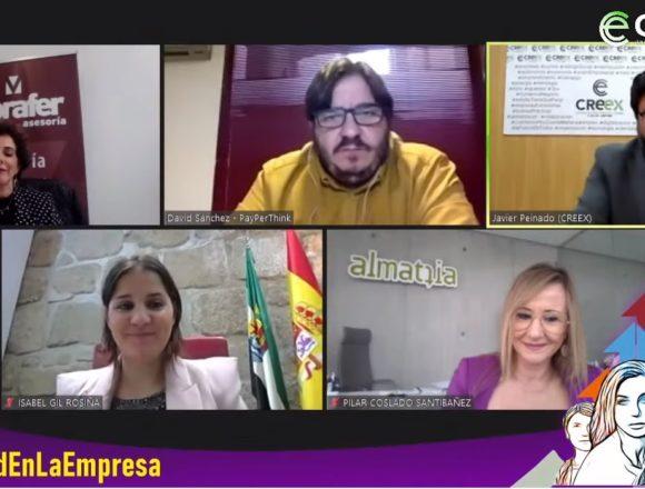 Gil Rosiña destaca el compromiso de la CREEX al incorporar la igualdad a sus objetivos estratégicos