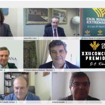 Caja Rural de Extremadura convoca la XXII Edición de los Premios Espiga Vino DO Ribera del Guadiana