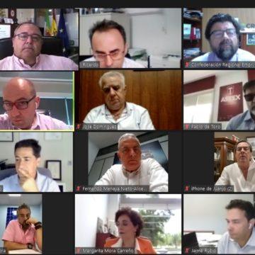 ENEX: Las ayudas a las empresas con los fondos del Gobierno serán compatibles con las de la Junta de Extremadura