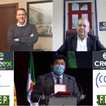 FEC y FEP, en coordinación con la CREEX, lanzan un documento-base para el desarrollo de la provincia de Cáceres en los próximos años aprovechando los fondos de la UE