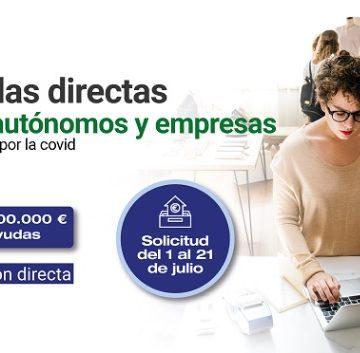 Empresas y autónomos pueden preparar ya su documentación sobre las ayudas a través del portal habilitado por la Junta de Extremadura