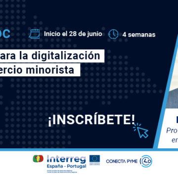 Curso online sobre digitalización del comercio minorista