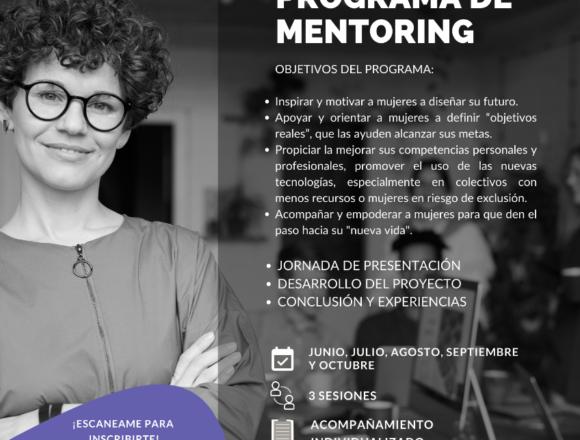 CREEX inicia la segunda edición del Programa Mentoring destinado a facilitar el emprendimiento laboral, personal y social de las mujeres extremeñas