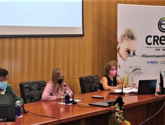 ENEX: CREEX trabaja con la Junta para avanzar en la simplificación administrativa de cara al aprovechamiento de los fondos Next Generation EU