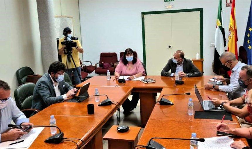 CREEX marca como fundamental el desarrollo de las zonas rurales para articular el nuevo modelo socioeconómico de Extremadura