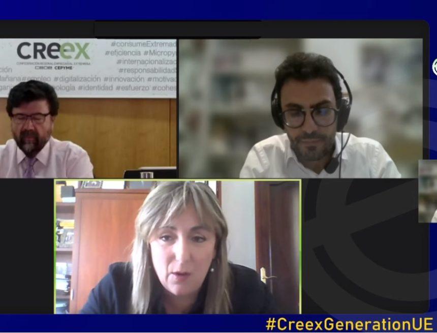 Fondos Next Generation: las pymes y autónomos de Extremadura no deben dejar pasar esta oportunidad y tienen que prepararse para acceder a las ayudas